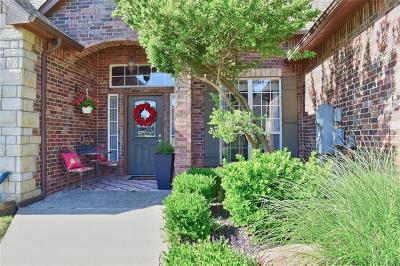 Edmond Single Family Home For Sale: 1601 NW 171st Street