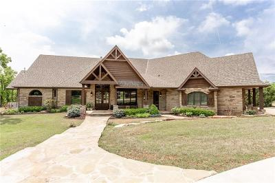 Oklahoma County Single Family Home For Sale: 11749 E Coffee Creek Road