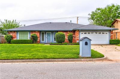 Yukon Single Family Home For Sale: 11624 SW 7th St