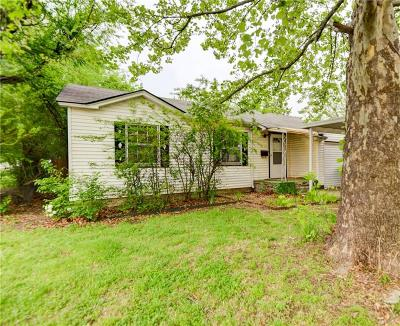Oklahoma City Single Family Home For Sale: 1212 NW 84th Street