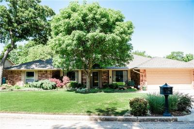 Midwest City Single Family Home For Sale: 213 N Wimbledon Road