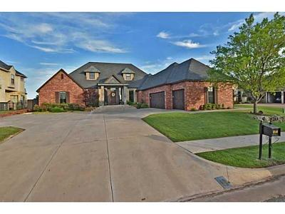 Edmond Single Family Home For Sale: 3348 NW 172nd Terrace