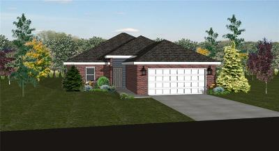 Yukon Single Family Home For Sale: 8736 Yassir Boulevard