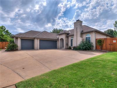 Edmond Single Family Home For Sale: 1540 NW 143rd Street