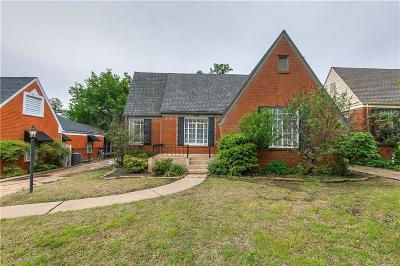 Oklahoma City Single Family Home For Sale: 508 NW 42nd Street