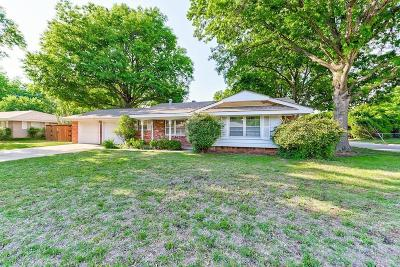 Norman Single Family Home For Sale: 2625 Brentwood Drive