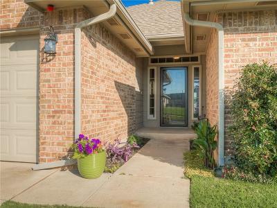 Yukon Single Family Home For Sale: 10801 Aldwin Terrace