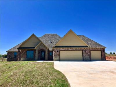 Blanchard Single Family Home For Sale: 1090 County Street 2966