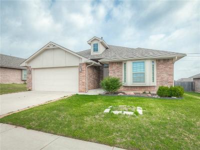 Yukon Single Family Home For Sale: 11221 NW 100th Street