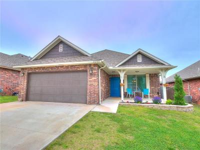 Harrah Single Family Home For Sale: 20583 Autumn Trail