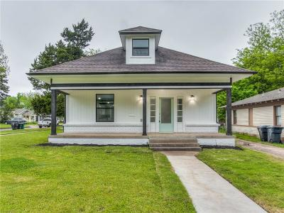 Oklahoma City Single Family Home For Sale: 2101 N McKinley Avenue