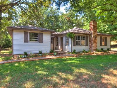 Guthrie Single Family Home For Sale: 3101 Oakie Lane