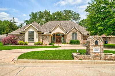 Shawnee Single Family Home For Sale: 1706 Wildwood