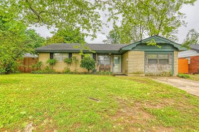 Norman Single Family Home For Sale: 2004 Melrose