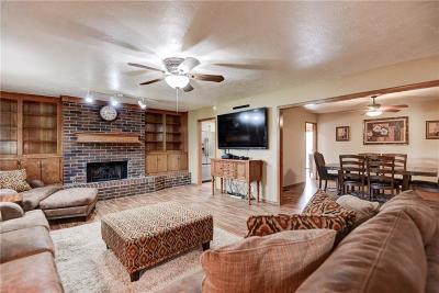 Yukon Single Family Home For Sale: 629 Westridge Court