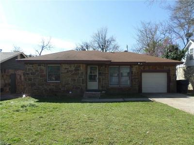 Oklahoma City OK Rental For Rent: $750