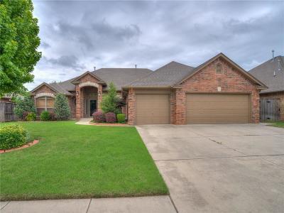 Single Family Home For Sale: 13636 S Brookline Avenue