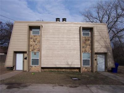 Norman Multi Family Home For Sale: 513 Sinclair Drive #513-515