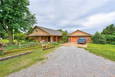 Blanchard OK Single Family Home For Sale: $499,900