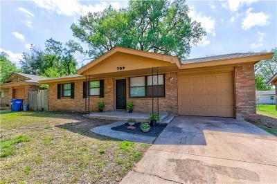 Single Family Home For Sale: 709 S Brookview Lane