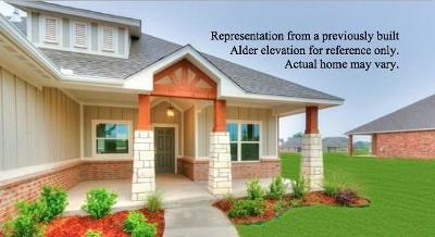 Yukon Single Family Home For Sale: 10413 Lightning Creek Drive