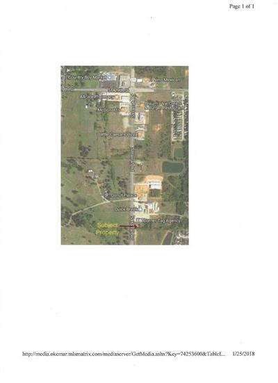 Commercial For Sale: 3600 S Harrah Road