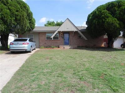 Weatherford Rental For Rent: 505 W Oklahoma Street