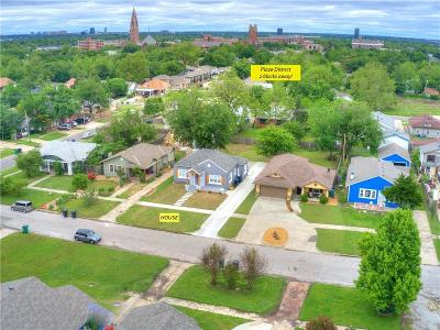 Oklahoma City Single Family Home For Sale: 1621 NW 18th Street