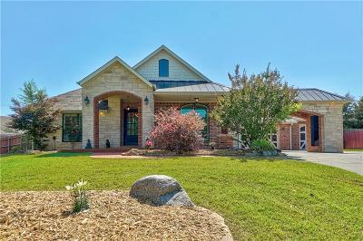 Shawnee Single Family Home For Sale: 4500 Kellye Green Street