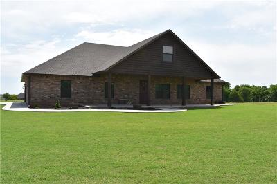 Blanchard Single Family Home For Sale: 1387 County Street 2970