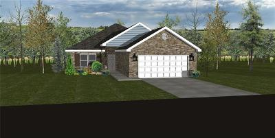 Yukon Single Family Home For Sale: 10312 Salt Fork Drive