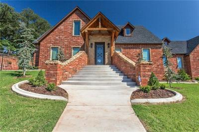 Edmond Single Family Home For Sale: 6891 Valley Ridge Drive