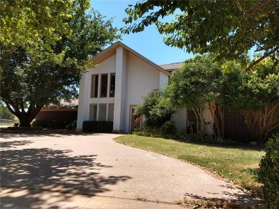 Altus Single Family Home For Sale: 217 Pheasant Circle