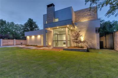 Oklahoma City OK Single Family Home For Sale: $1,436,000