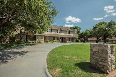 Oklahoma City Single Family Home For Sale: 12000 Brookhollow Road