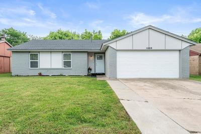Moore Single Family Home For Sale: 1608 NE 4th Street