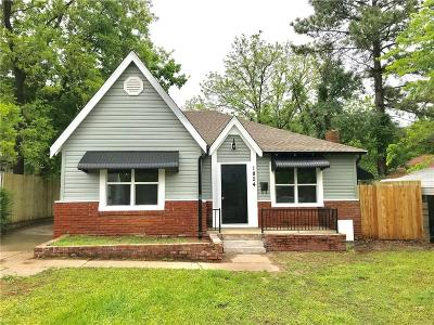 Oklahoma City Single Family Home For Sale: 1824 NW 40th Street