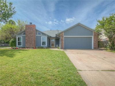 Single Family Home For Sale: 10000 Dover Drive