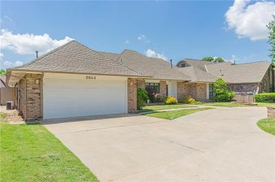 Oklahoma City Single Family Home For Sale: 2640 SW 109th Street