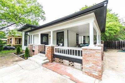 Single Family Home For Sale: 1013 NW 17th Street