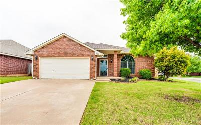 Edmond Single Family Home For Sale: 1928 NW 176th Terrace