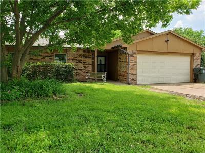 Norman Single Family Home For Sale: 2120 Memphis Drive