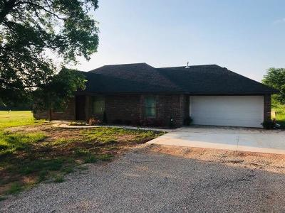 Prague Single Family Home For Sale: 210 E Jamestown Road