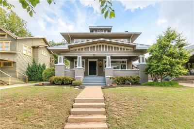 Single Family Home For Sale: 316 NW 21st Street