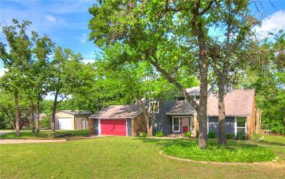 Choctaw Single Family Home For Sale: 1000 Turtle Creek Drive