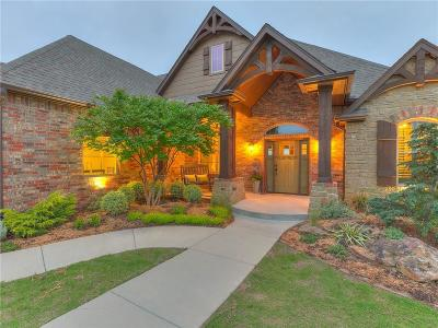 Oklahoma City Single Family Home For Sale: 15300 Country Edge Drive