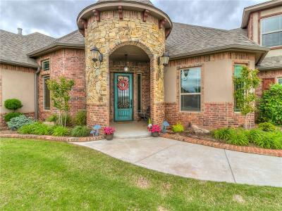 Edmond Single Family Home For Sale: 2117 Heavenly Drive