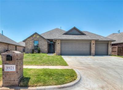 Yukon Single Family Home For Sale: 8921 Stacy Lynn Lane