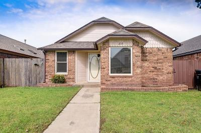Single Family Home For Sale: 2133 S Robinson Street
