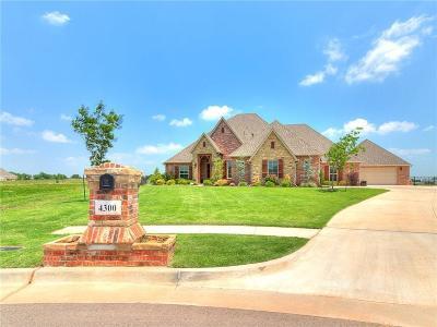 Oklahoma City OK Single Family Home For Sale: $579,900